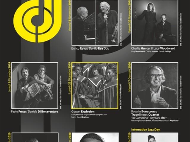 Da 8 novembre stagione Jazz Club Perugia