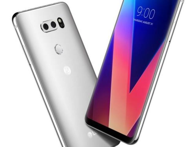LG V30, il nuovo smartphone top di gamma presentato a IFA