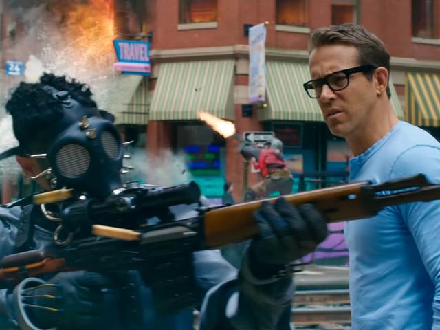 Free Guy: Ryan Reynolds è il personaggio di un videogame nel primo trailer ufficiale