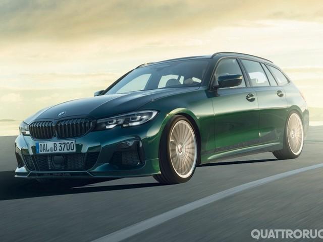Alpina B3 - La BMW Serie 3 diventa più sportiva