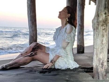 Laura Pausini gira un video prima del tour e lancia un sondaggio tra i fan