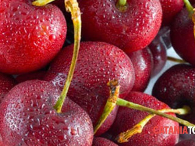 Le ciliegie dell'Etna tra le migliori eccellenze agroalimentari
