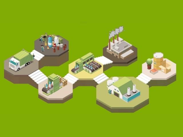 Investire nell'economia circolare per ridurre i prezzi delle materie prime