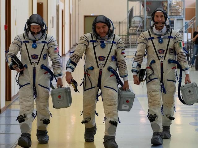 Missione Beyond, lanciata la Soyuz: Luca Parmitano verso la Stazione Spaziale Internazionale