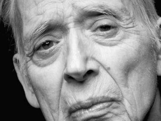 L'ultima riga di Harold Bloom genio del Canone Occidentale