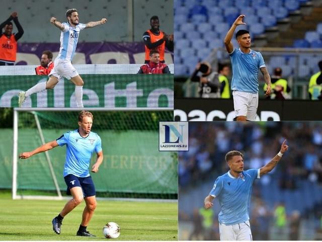 Boom di presenze all'Olimpico per Lazio-Juventus. Leiva e Luis Alberto verso il rientro. Ramsey salta il big match
