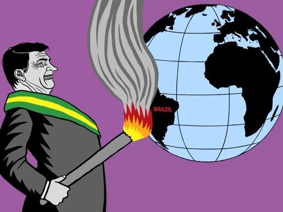 Brasile, ambientalisti e scienziati rispondono alle accuse di Bolsonaro