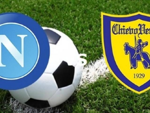 Live Napoli-Chievo Verona: info tv e streaming