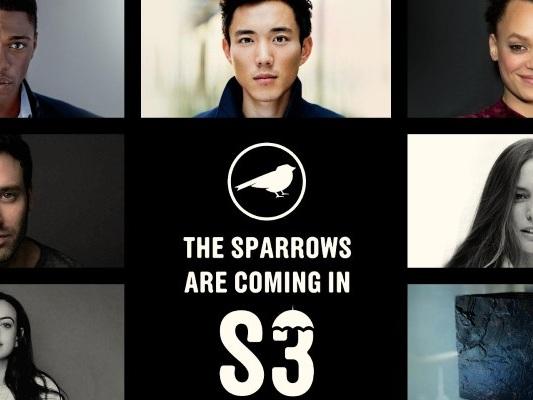 The Umbrella Academy 3 – Ecco i membri della Sparrow Academy