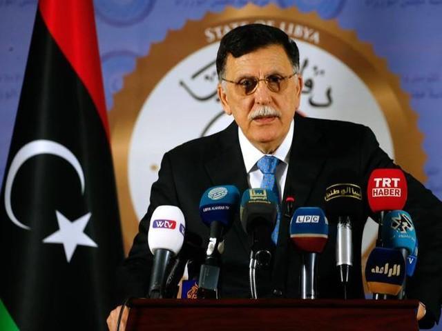 Libia, Sarraj annuncia le dimissioni in tv: «A ottobre mi faccio da parte»