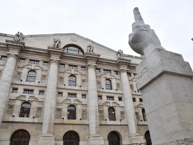 La Borsa italiana e il valore dello spread del 14 giugno 2019