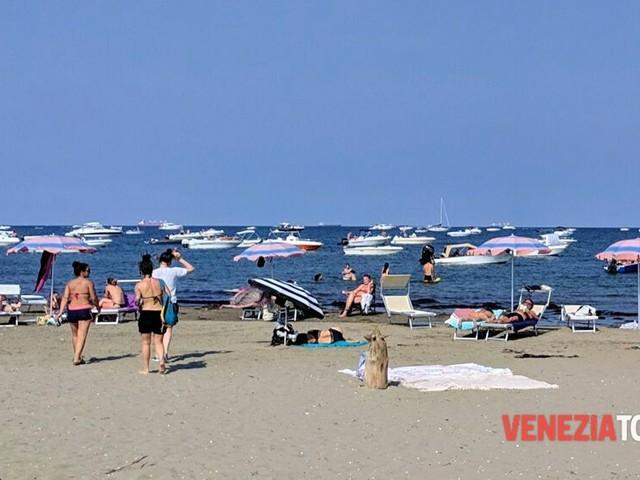 Il caldo continuerà a non dare tregua in provincia di Venezia
