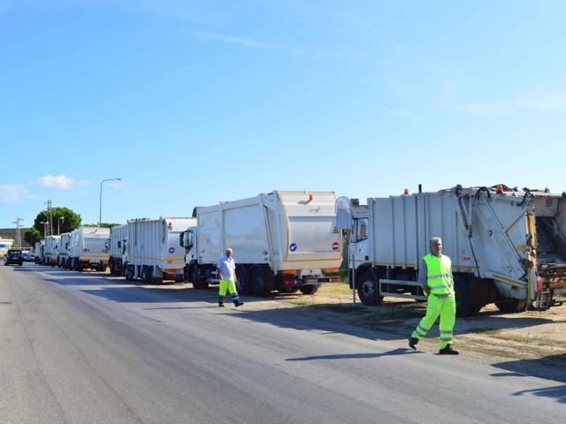 Emergenza rifiuti, Cgil: «la colpa è della Regione. E' il momento della responsabilità»