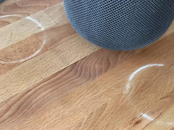 Apple conferma che HomePod può macchiare le superfici in legno e fornisce alcuni suggerimenti