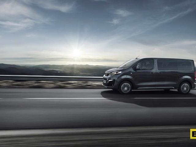 Peugeot e-Traveller con una inedita motorizzazione 100% elettrica