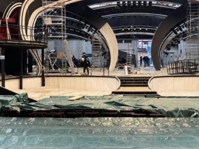 La scenografia del Festival di Sanremo 2020, le prime immagini del palco