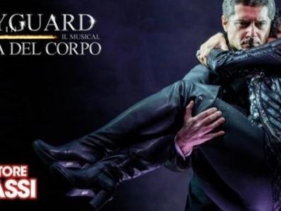 039 The Bodyguard 039 diventa un musical Ettore Bassi in scena nel ruolo che fu di Kevin Costner