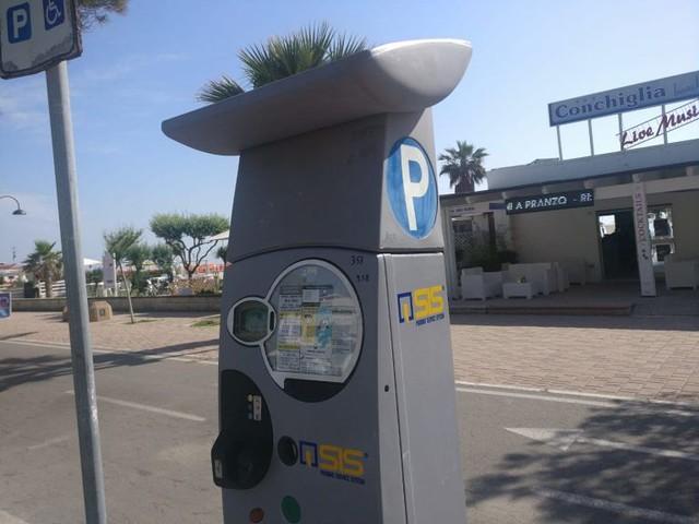 Tortoreto, ultimo giorno per i parcheggi a pagamento: da domani sosta gratis