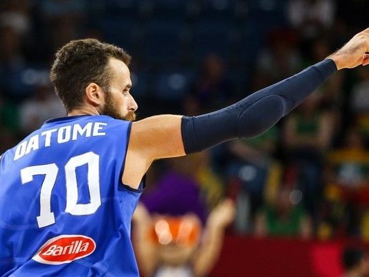 L'Italia del basket non si ferma più. Supera la Finlandia e approda ai quarti di finale <div></div>