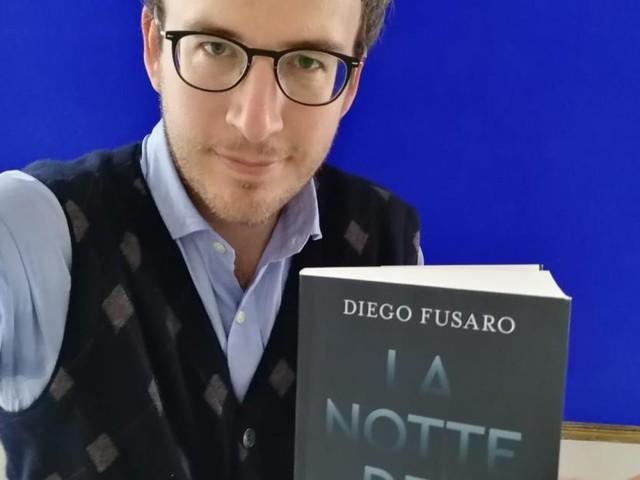 Diego Fusaro contro Greta: 'Rivoluzionaria in barca a vela'
