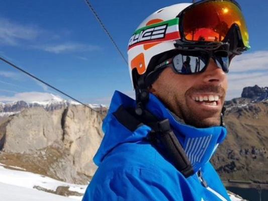 Non ce l'ha fatta Federico Costantino: morto a nove giorni dalla caduta il maestro di sci di Canazei