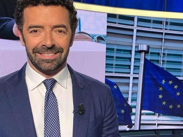 Alberto Matano saluta i telespettatori del Tg1: condurrà La Vita in Diretta