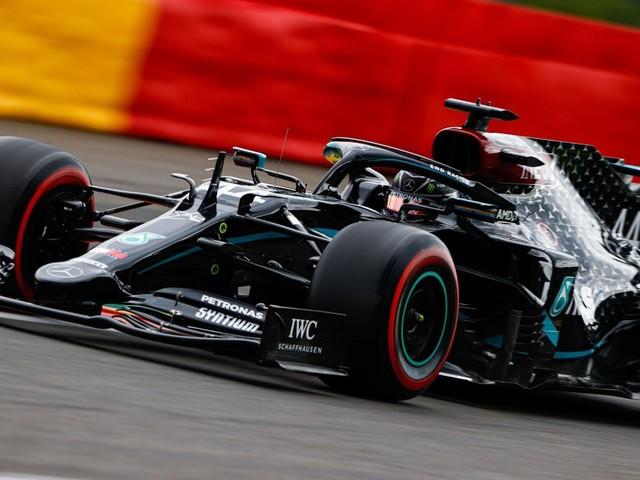 F.1, GP Belgio - Pole e record della pista per Hamilton