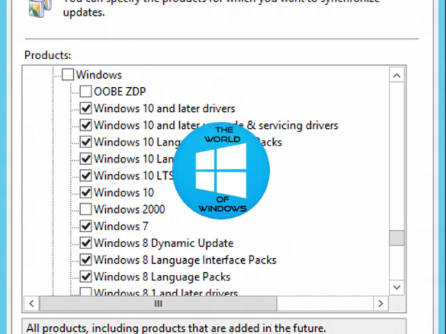Specific infrastructure requirements to implement and manage Windows 10.