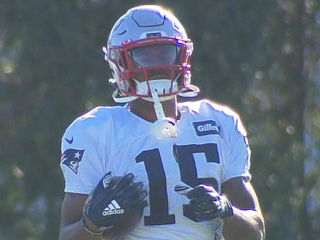 Will N'Keal Harry Play Sunday? Bill Belichick Still Won't Say