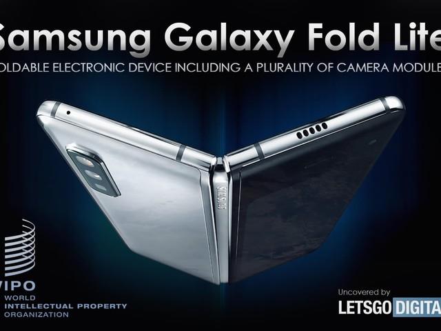 Samsung sfoggia in un brevetto un trittico di smartphone pieghevoli con un particolare sistema di fotocamere (foto)