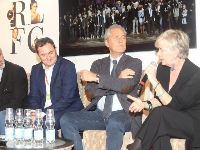 """Grande affluenza al convegno """"Gli artigiani del cinema come promozione del Made In Italy"""""""