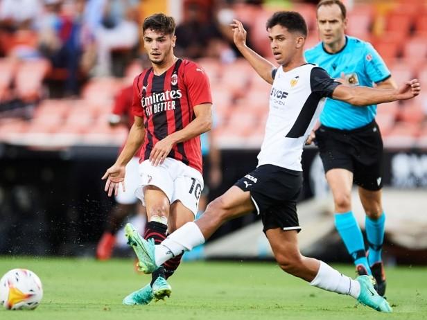 Valencia-Milan 5-3 dopo i rigori, gol e highlights: decisivo l'errore di Krunic