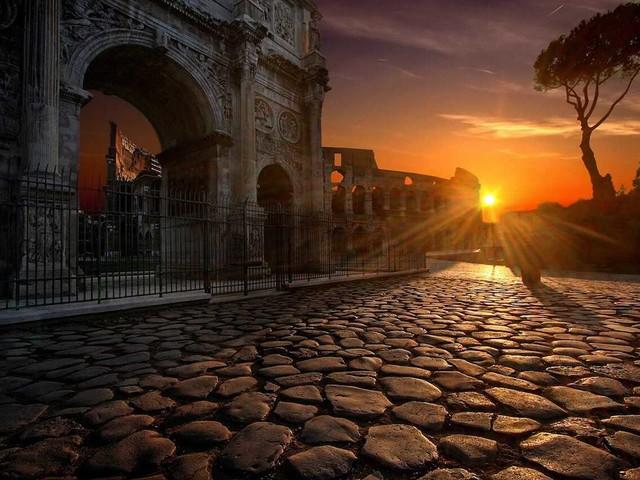 Siti patrimonio Unesco del Lazio: quali sono e dove si trovano