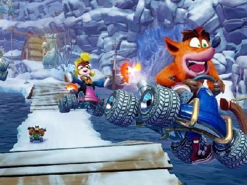 Crash Team Racing Nitro-Fueled: per un'estate a tutto gas