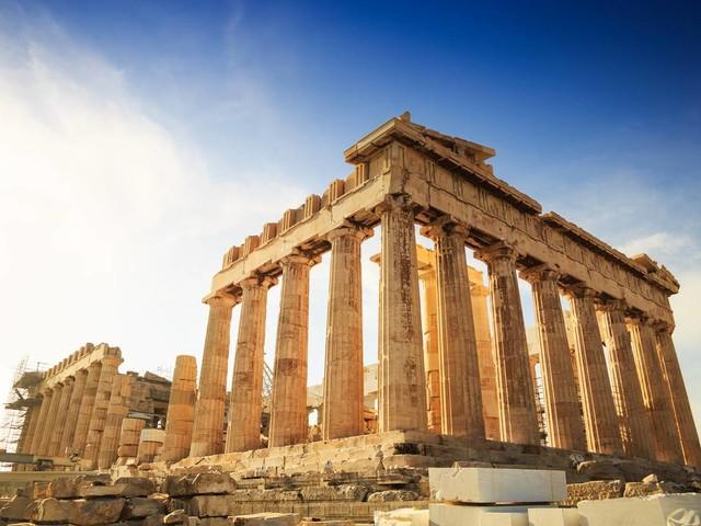 Guida turistica di Atene in italiano in pdf