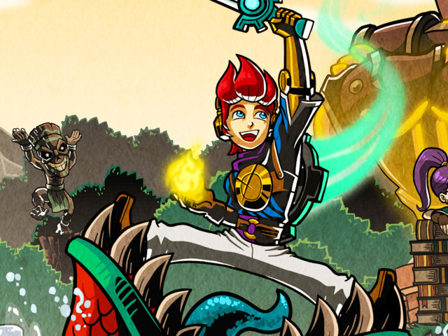 Parti per un'epica avventura rétro con A Knight Quest, disponibile ora su PlayStation 4