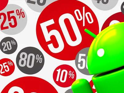 Android – giochi, app e icon pack in offerta (28/09/2019)