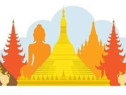 Myanmar (Birmania) – tra pagode, religione e natura – 3a tappa: Inwa-4a tappa: Mingun