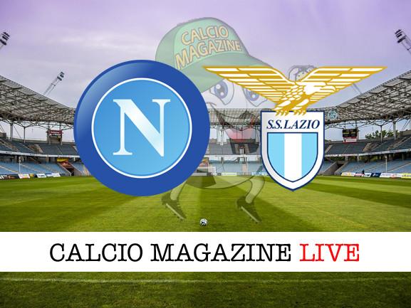 Coppa Italia, Napoli-Lazio: le formazioni ufficiali del match