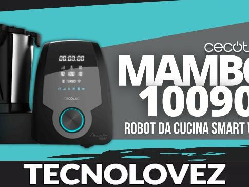 Mambo 10090 Robot Da Cucina Smart Cecotec