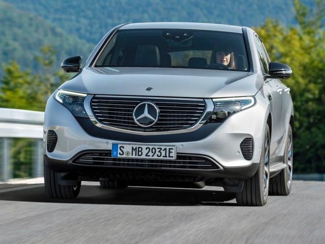 Mercedes EQC, il lusso ecologico
