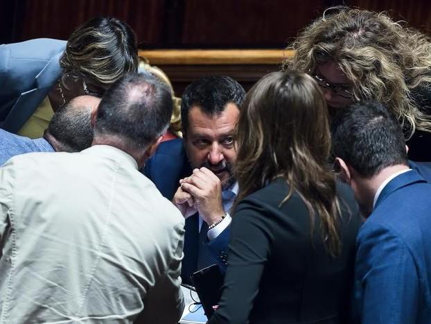 I tanti errori di Matteo Salvini