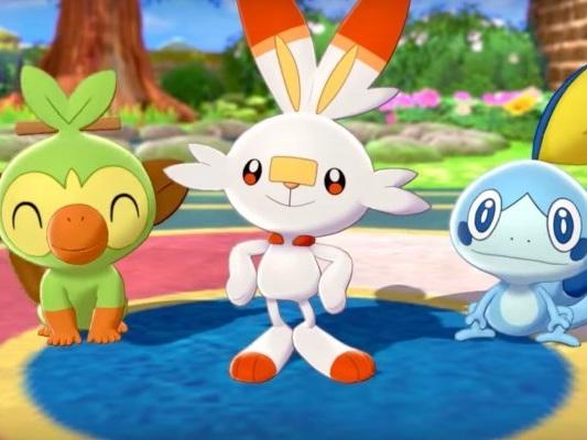 Pokémon Spada e Scudo, Mario & Sonic e la line-up Nintendo a Lucca Comics & Games 2019 - Notizia - Nintendo Switch