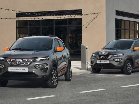 Dacia Spring Electric: caratteristiche e dotazioni