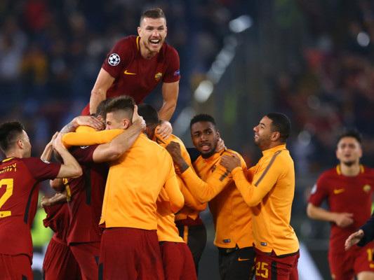 """La stampa spagnola si inchina alla Roma, """"strepitosa"""""""