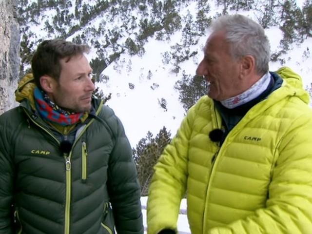 Linea Bianca – Sedicesima puntata del 10 marzo 2018 – Courmayeur.