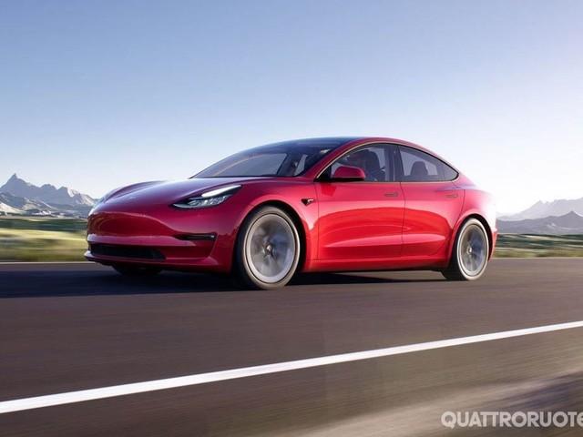 Tesla Model 3 - Cresce l'autonomia, calano i prezzi