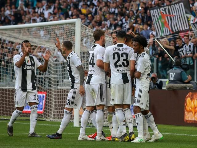Juventus, ecco il 35esimo scudetto: l'ottavo consecutivo