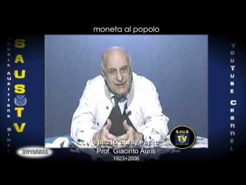 IL DENARO - Conversazione con Silvano Borruso (video)