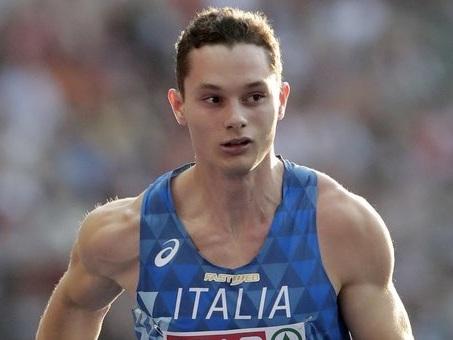 Atletica, Tortu: «Nel 2019 punto anche sui 200 metri»